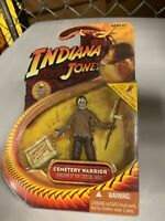 2008 HASBRO INDIANA JONES Cemetery Warrior
