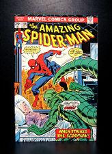 COMICS: Marvel: Amazing Spider-Man #146 (1975), Scorpion app - RARE