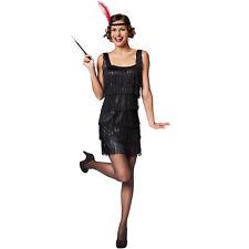 Costume da donna Charleston Anni 20 Adulti Signora Abito Carnevale  Halloween nu e189ed0821f