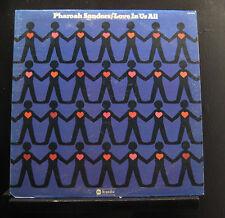 Pharoah Sanders - Love In Us All LP Mint- ASD-9280 Green Lbl Quad Vinyl Record