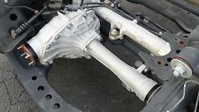 2010 Toyota Land Cruiser Front differential WITH front axles Part NO. 4111060B81