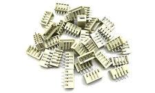 WAGO 734-135 Print pin header, mini, RM 3.5, straight, 5-pin (10 pieces)