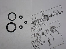 Crosman Mark I Mark II MK 1 2 Pistol Seal Kit + Exploded View & Guide Version #1