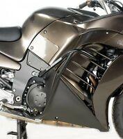 R&G Adventure Bars for Kawasaki GTR1400 Concours 2011 AB0002BK In Black