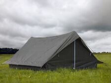 French Army F1 Lightweight Nylon Commando Tent OD 2 Person - NEW - FREE SHIPPING