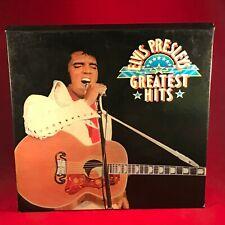 Elvis Presley Greatest Hits 1975 GB 7 X Vinyle LP Record Coffret Readers Digest