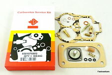 Weber 32/36 DGV Carb/Carburateur Service Kit WE443 original avec base gasket