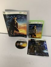 Halo 3 Game CIB (XBOX 360) And  STRATEGY GUIDE BOOK