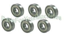 6 Spindle Bearings,Zz Style,Hustler Fastrak, Trimstar, 783506, Lawnmowers, 26C10