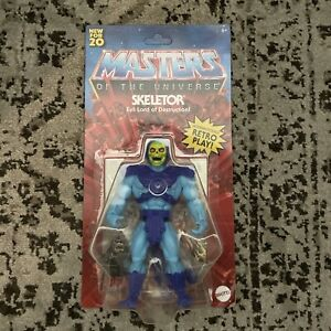 "Masters of the Universe Origins 2020 MOTU Walmart 5.5"" Action Figure - Skeletor"