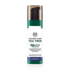 The Body Shop Tea Tree Blemish Fade Night Lotion - Prevents blemish & blackheads