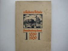 Brandenburg an der Havel von Saldern-Schule Saldria Saldern-Gymnasium Stiftung