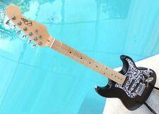 "Elite Strat Pro Style Guitar "" Black Maple "" Mdl-BMstrat , Hot Z-Mules®"
