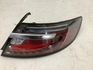 10-11 Saab 9-5x Right Passenger Tail Light Assembly - Tested Minor Scuffs