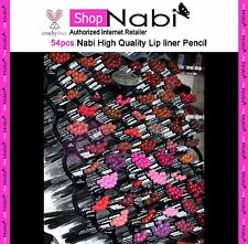 54pcs Nabi High Quality Lip liner Pencil _cruelty Free