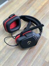 Logitech G332 Gaming Headset, Black & Red - New, No Box