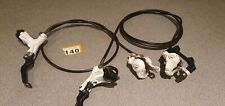 FORMULA WHITE HYDRAULIC DISC BRAKE SET SPARES AND REPAIRS