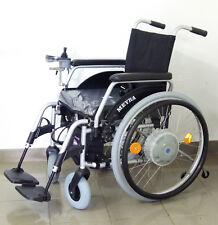 faltbarer Elektrorollstuhl E-Fix 20 alber / Rollstuhl Meyra - SB 43 cm   #2