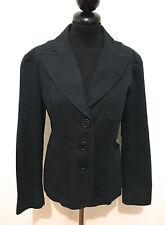 MOSCHINO VAQUEROS Chaqueta De Mujer Algodón mujer Algodon chaqueta M Sz. - 44