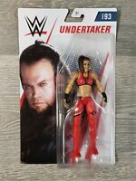Factory Error Card Undertaker / Bayley WWE Wrestling Series 93 Action Figure