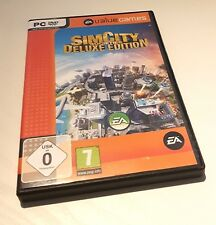 SimCity Societies - Deluxe Edition (PC, 2008, DVD-Box) mit Key
