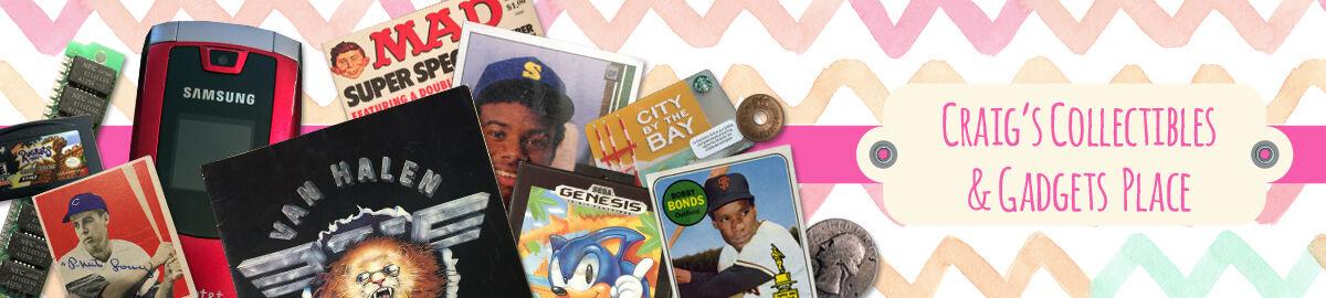 Craig's Collectibles & Gadgets