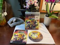 Ratchet and Clank All 4 One PS3 Playstation 3 Complete PRISTINE Shape RARE