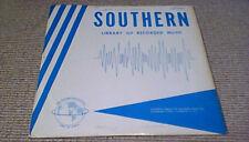 STUART CROMBIE ANTHONY MAWER ACTION SOUTHERN LIBRARY LP 1969 JAMES BOND SPY JAZZ