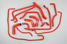 Kit 12 durites silicone Peugeot 309 GTI 16S Durite Soupapes 16 Neuf Rouge
