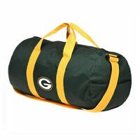 NFL Green Bay Packers Vessel Barrel Duffle Bag