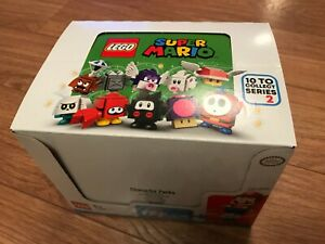 LEGO Super Mario series 2 71386 Full sealed Box 20 pieces x 2 sets -Brand NEW~