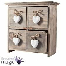 Wooden Gisela Graham Home Storage Boxes