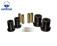Energy Suspension Control Arm Bushing Set Black Front for Ford, Mercury #4.3132G