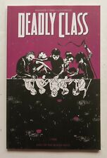 Deadly Class Vol. 2 Kids of the Black Hole Image Graphic Novel Comic Book