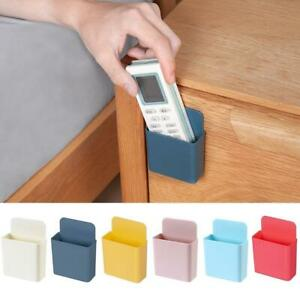 Remote Control Holder, Desk Storage Organizer Container for Home & Office