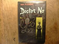 doctor no James Bond Ian Fleming first US edition first printing