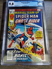 MARVEL TEAM-UP #58 CGC 9.8 WHITE PAGES