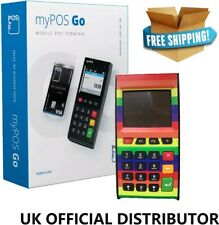 myPOS GO Mobile Wireless Payment Credit & Debit Card Machine l Rainbow Edition