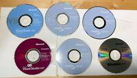 Microsoft Visual Basic.net Standard Edition 2003 includes MSDN discs