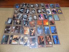 1992 STAR PICS, ALIEN 3, 80 TRADING CARDS SET WITH PROTECTIVE SHEETS