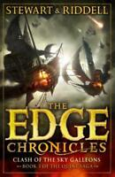 The Edge Chronicles 3: Clash of the Sky Galleons: Third Book of Quint by Riddell