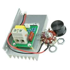 10000w Ac 220v Scr Voltage Regulator Motor Speed Controller Dimmer Thermostat