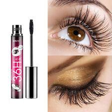 Waterproof Mascara Women 4D Black Gel Thick Curling Eyelash Makeup Welcome