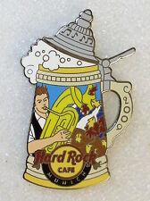 MUNICH,Hard Rock Cafe Pin,Beer Mug 2009