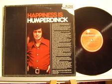 ENGELBERT HUMPERDINCK  disco LP 33 giri APPINESS IS  stampa ITALIANA