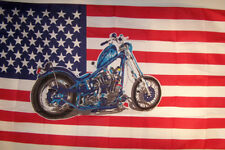 Choppers Usa 3 X 5 Flag motorcycle bikes flags Fl358 biker hanging banners New
