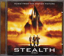STEALTH  OST CD colonna sonora  KASABIAN DREDG INCUBUS DAVID BOWIE