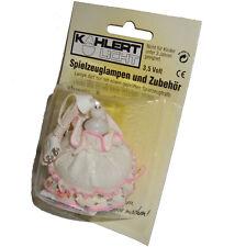 Deckenlampe Hängelampe für Puppenhaus Kahlert 10594 lila