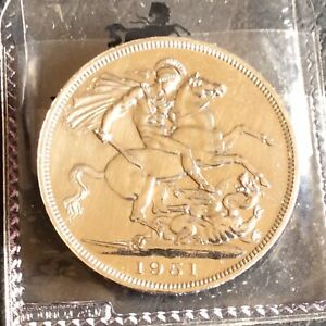 Royal Mint 1951 Festival of Britain Crown / Five Shillings