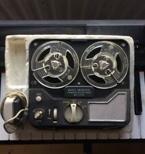 Eagle Products Reel To Reel Portable Tape Recorder In Excellent Condition